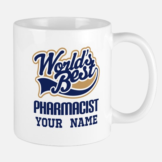 Pharmacist Personalized Mugs