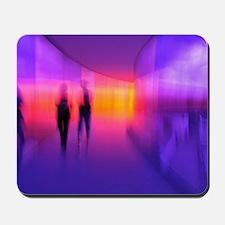 Human Reflections Mousepad