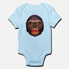 Retro Gorilla Body Suit