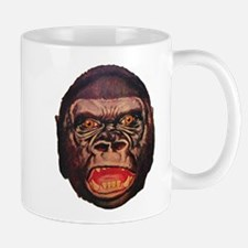 Retro Gorilla Mugs