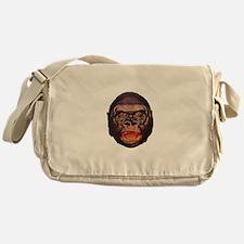 Retro Gorilla Messenger Bag