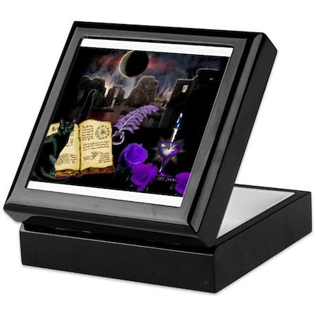 Witches' Pride 6 Keepsake Box
