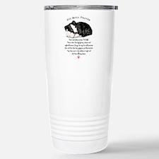 Pit Bull Prayer Travel Mug