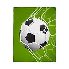 Football Goal Twin Duvet