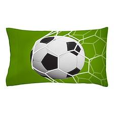 Football Goal Pillow Case