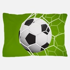 Football Goal Pillow Case
