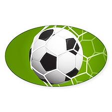 Football Goal Decal