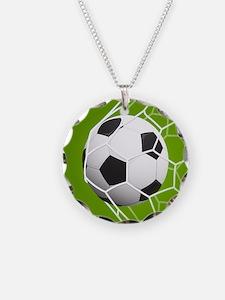 Football Goal Necklace