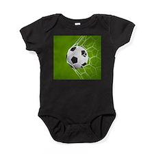 Football Goal Baby Bodysuit