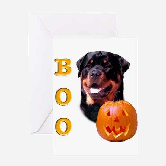 Cute Boo the dog Greeting Card