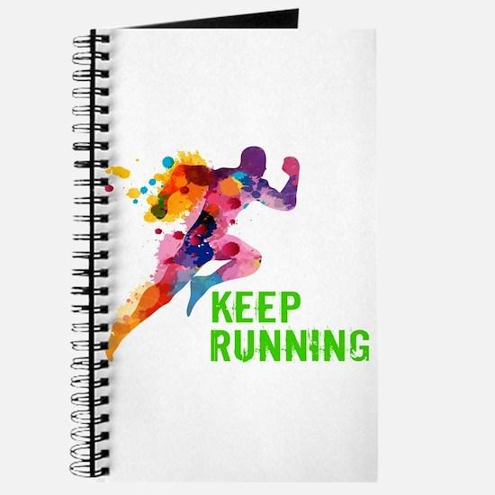 Keep Running Journal