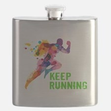 Keep Running Flask