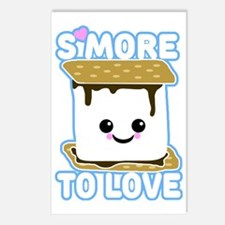 S'more to Love Postcards (Package of 8)