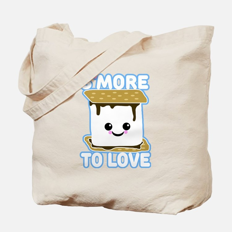 S'more to Love Tote Bag