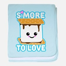 S'more to Love baby blanket