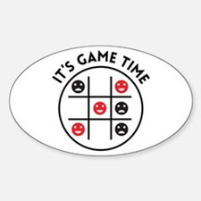 Game Time Decal