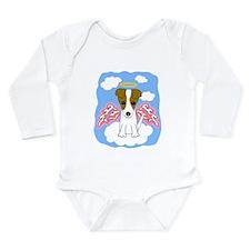 Dog breeds jack russell terriers Long Sleeve Infant Bodysuit