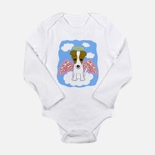 Cool Russell terrier Long Sleeve Infant Bodysuit