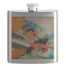 Ina D Abel Flask