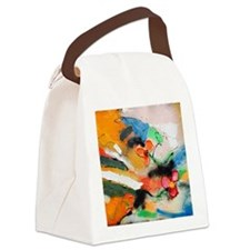 Ina D Abel Canvas Lunch Bag