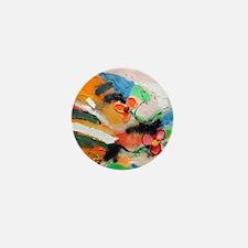 Ina D Abel Mini Button