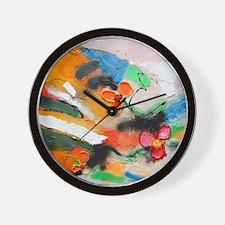 Ina D Abel Wall Clock