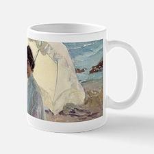 Clotilde on the Beach - Joaquín Sorolla Mugs