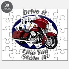 HD Street Glide Puzzle