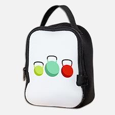 Kettlebells Neoprene Lunch Bag