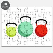Kettlebells Puzzle