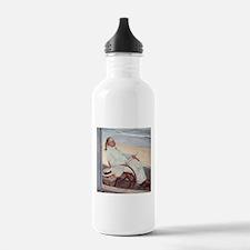 Antonio García at the Water Bottle