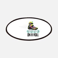 On A Roll Patch