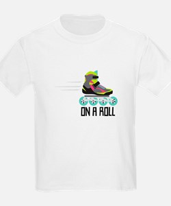 On A Roll T-Shirt