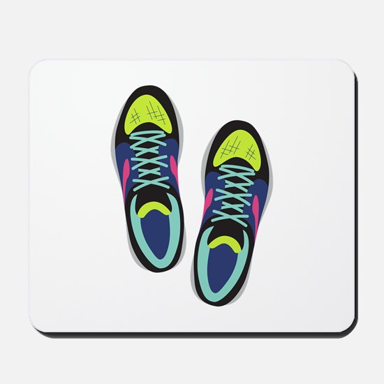 Running Shoes Mousepad