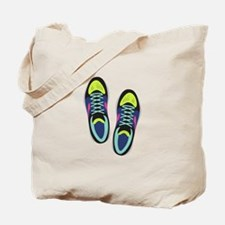 Running Shoes Tote Bag
