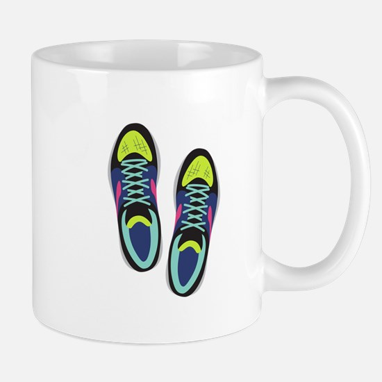 Running Shoes Mugs