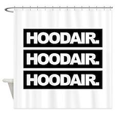 Hoodair. Shower Curtain