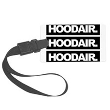 Hoodair. Luggage Tag