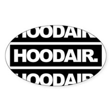 Hoodair. Decal
