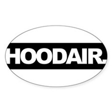 Hoodair. 1 Decal