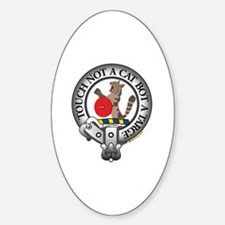 MacBain MacBean Clan Decal