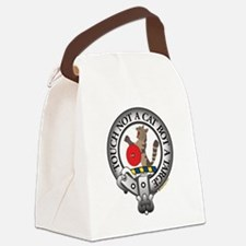 MacBain MacBean Clan Canvas Lunch Bag