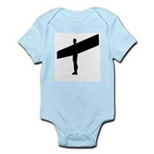 angel of the north england newcastle Body Suit