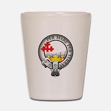 MacDonald Clan Shot Glass