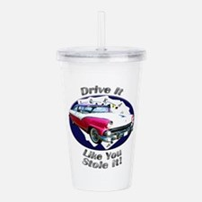 Ford Crown Victoria Acrylic Double-wall Tumbler