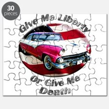 Ford Crown Victoria Puzzle