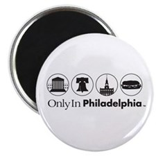 Cute Philadelphia Magnet