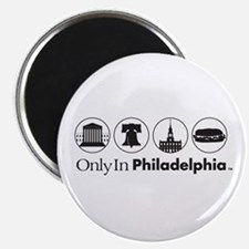 Unique Philadelphia Magnet