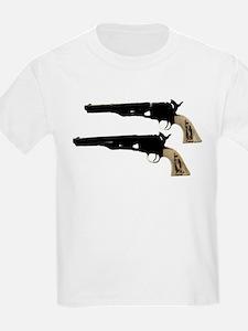 Pair of Revolvers T-Shirt