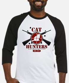 Cute Hate cats Baseball Jersey